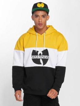 Wu-Tang Hoodie Block svart