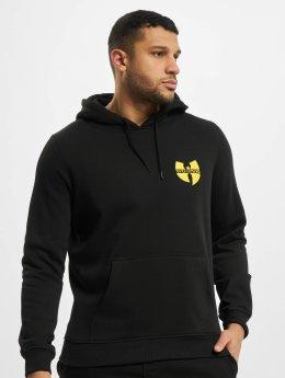 Wu-Tang Hoody Chest Logo schwarz