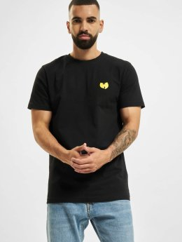 Wu-Tang T-Shirt Front-Back black