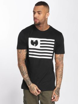 Wu-Tang T-shirt Flag nero