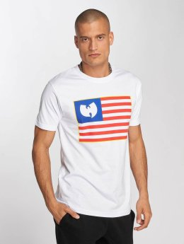 Wu-Tang T-Shirt Flag white