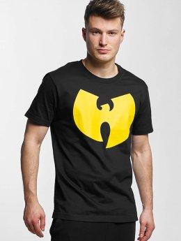 Wu-Tang t-shirt Logo zwart