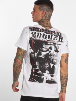 Yakuza Camiseta Shadowplay blanco
