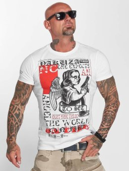 Yakuza Camiseta No One blanco