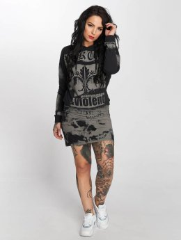 Yakuza Dress MPV Hooded black