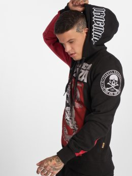 Yakuza Hoodies Chockin Victim čern