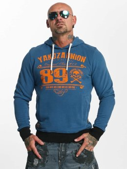 Yakuza Hoody 893 Union blau