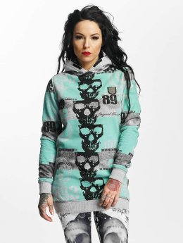 Yakuza Hoody Reel Flex Long grau