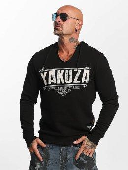 Yakuza Hoody Poverty schwarz