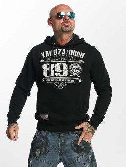Yakuza Hoody 893 Union schwarz