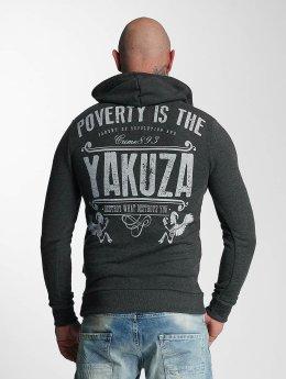 Yakuza Hupparit Poverty harmaa