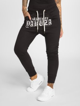 Yakuza joggingbroek Everyday Pouch zwart