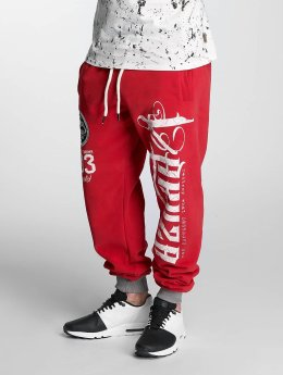 Yakuza Joggingbukser 2Face rød