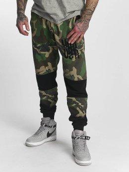 Yakuza Jogginghose Military camouflage