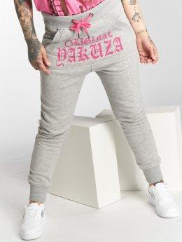 Yakuza Jogginghose Everyday Pouch grau