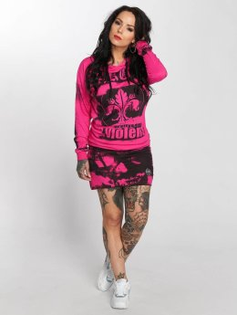 Yakuza Kleid MPV Hooded pink