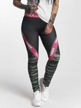 Yakuza Legging/Tregging Military Lady Sports camouflage