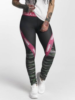 Yakuza Leggings Military Lady Sports mimetico