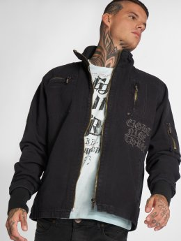 Yakuza Lightweight Jacket Other Side black