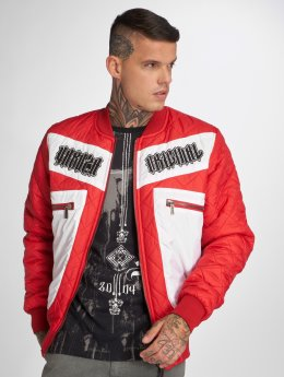 Yakuza Lightweight Jacket Authentic Diamond red