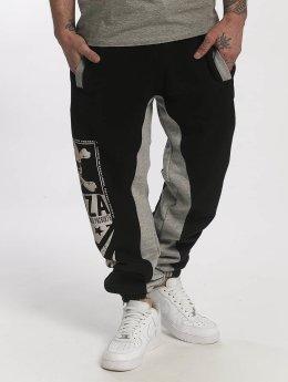 Yakuza Pantalón deportivo Two Face negro