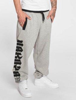 Yakuza Pantalone ginnico Daily Use grigio