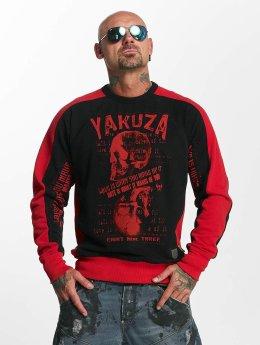 Yakuza Pullover Love Hate schwarz