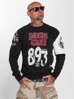 Yakuza Pullover 893 Jumper schwarz