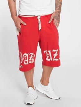 Yakuza Short Athletic rouge