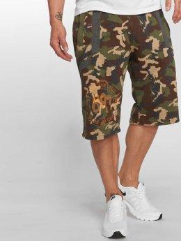 Yakuza Urban Sweat Shorts Camouflage Moon