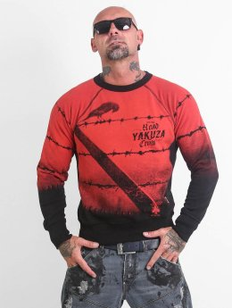 Yakuza Sweat & Pull Read Crow rouge