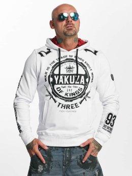 Yakuza Sweat capuche Trade Of Kings blanc