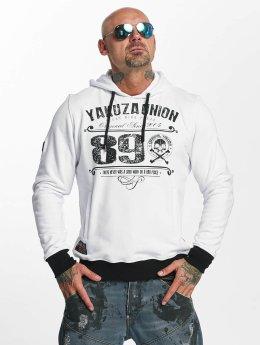 Yakuza Sweat capuche 893 Union blanc