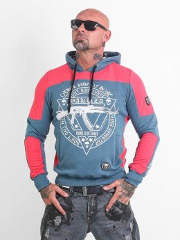 Yakuza Sweat capuche AK893 Two Face bleu