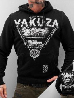 Yakuza Sweat capuche Mexican noir