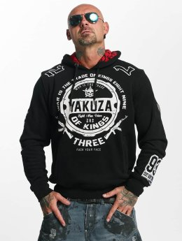 Yakuza Sweat capuche Trade Of Kings noir