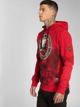 Yakuza Sweat capuche Italian Job rouge