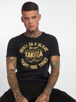 Yakuza T-paidat Born As A Slave musta