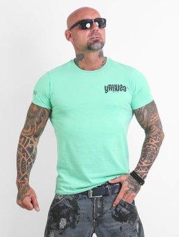 Yakuza T-paidat Daily Use vihreä