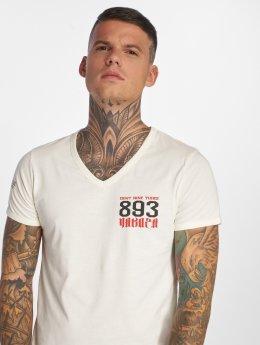 Yakuza T-Shirt Daily blanc