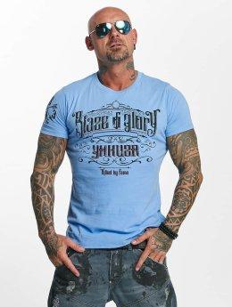 Yakuza T-Shirt Blaze N Glory blau