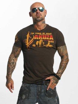 Yakuza T-Shirt Havoc braun