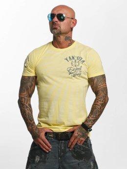 Yakuza T-Shirt Expect No jaune