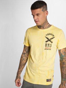 Yakuza T-Shirt Blaze N Glory jaune