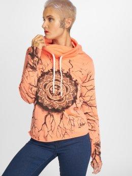 Yakuza T-Shirt manches longues Roots Shawl orange