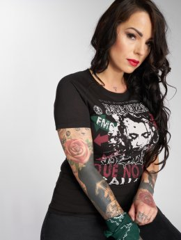 Yakuza T-Shirt Por Que No noir