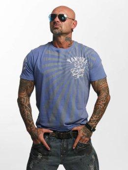 Yakuza T-Shirt Expect No pourpre