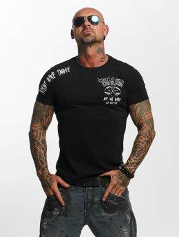 Yakuza T-Shirt Hit Me schwarz