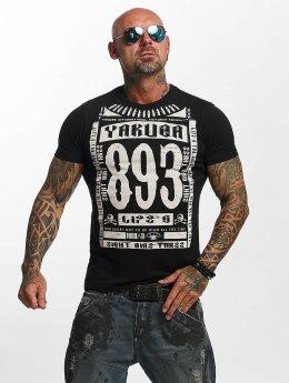 Yakuza T-Shirt Life Time schwarz