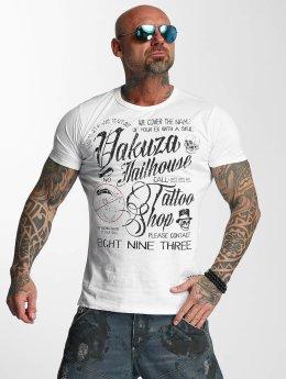 Yakuza T-Shirt Jailhouse weiß